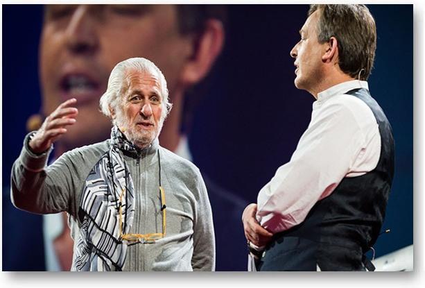 'Charlas TED: caso de éxito de evolución de un producto'