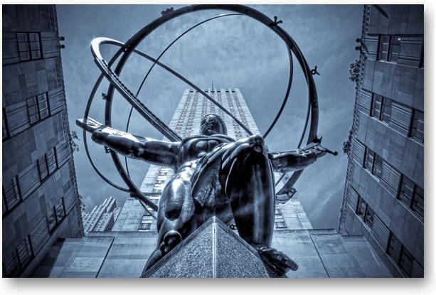 'La Rebelión de Atlas o el derecho a la creatividad individual'
