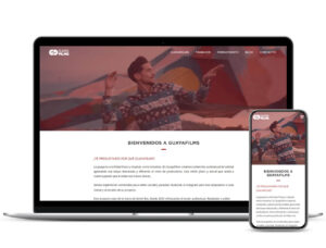 Diseño Web Guayafilms