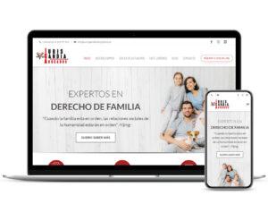 Diseño Web Iuris Gandía Abogados