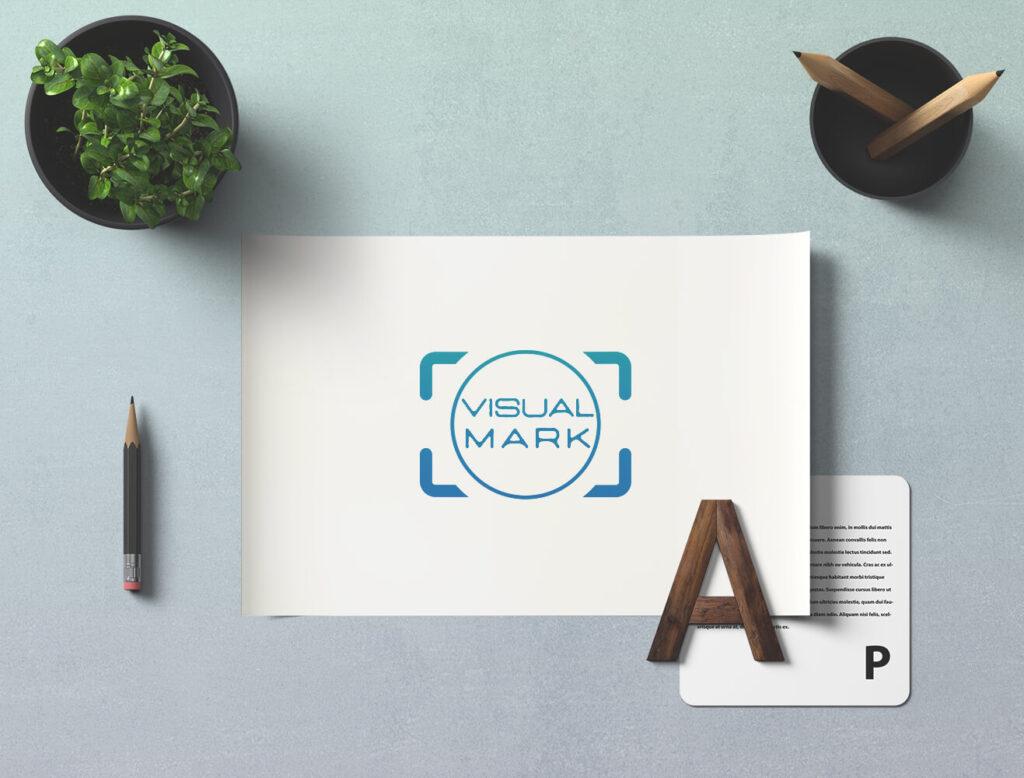 Diseño Logotipo Visual Mark